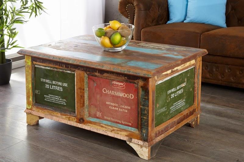 luxusny nabytok reaction, nabytok z dreva, dreveny nabytok stolik do obyvacky