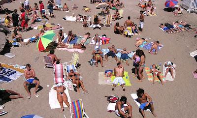 temporada 2012 costa atlantica playa