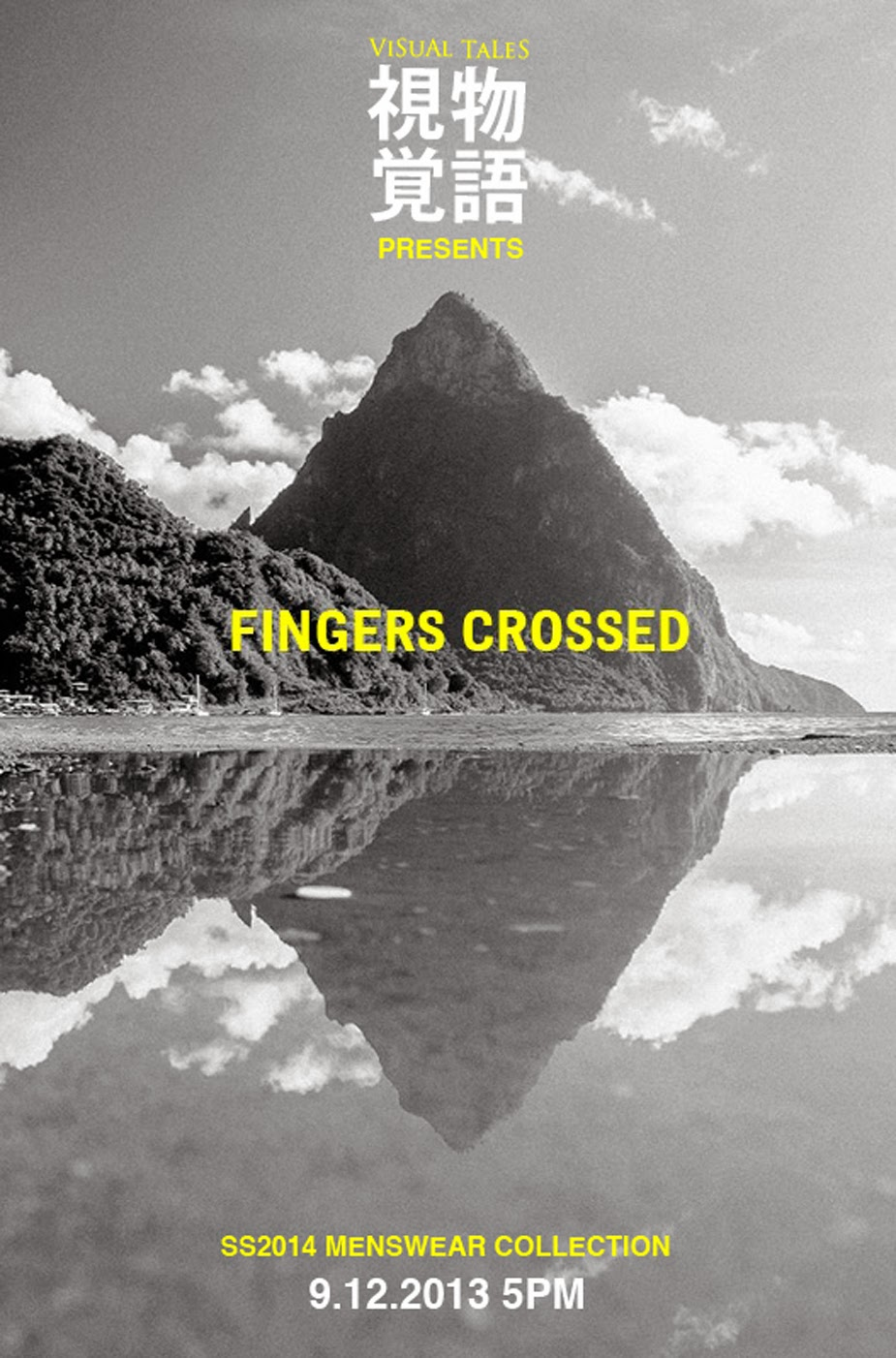 JTC|VISUAL TALES RECOMMENDS: FINGERS CROSSED