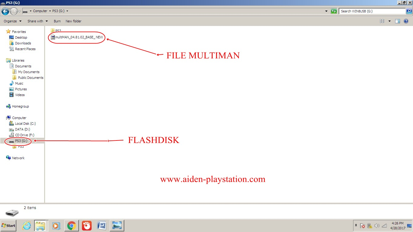 ps3 update file download