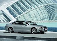 Audi A8 L Wallpaper