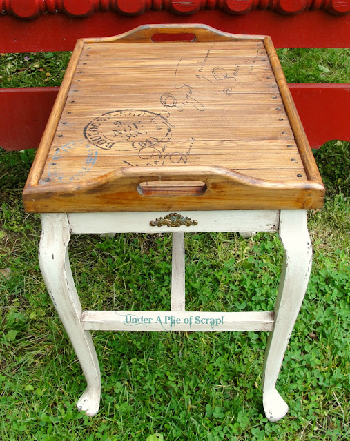 postage table