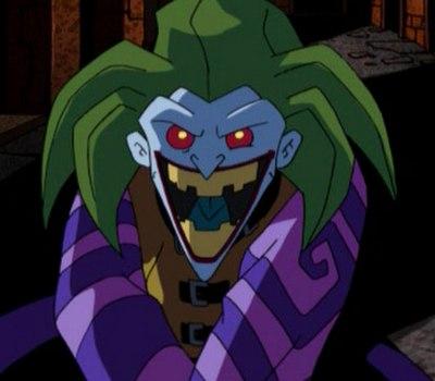 Loser yong justice episode 13 joker reaction - Batman contre joker ...