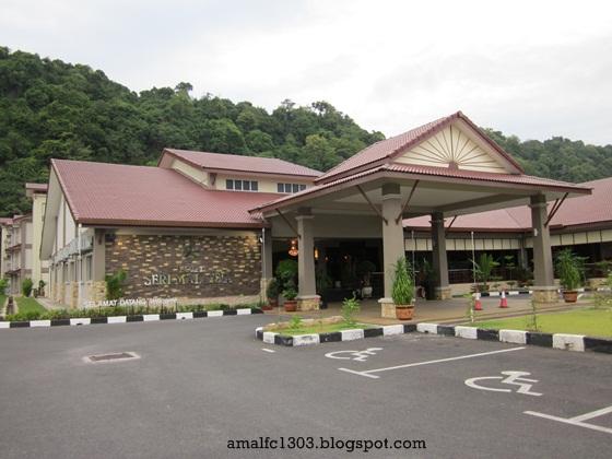 Kangar Malaysia  city pictures gallery : main entrance hotel seri malaysia kangar, perlis