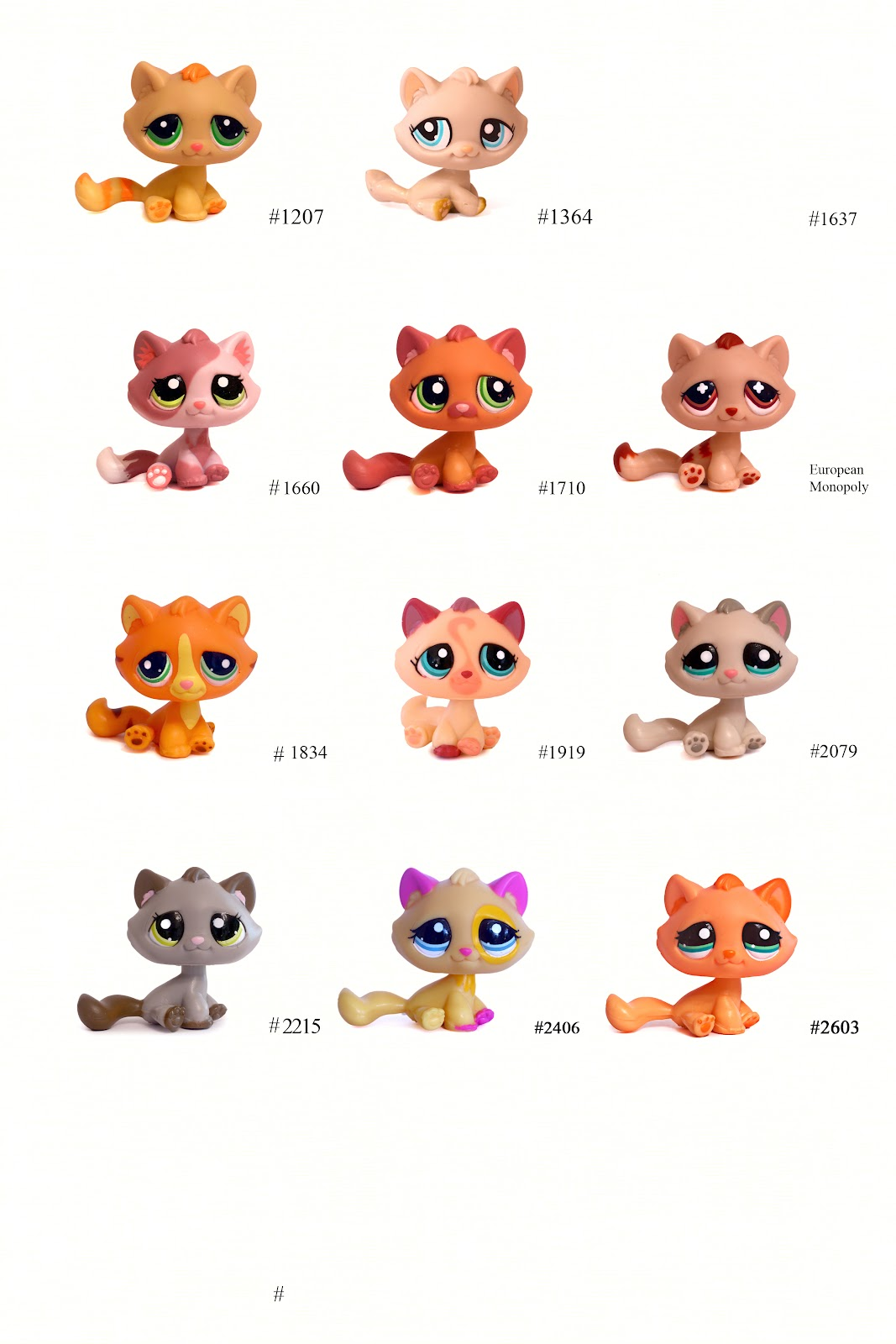 Nicole`s LPS blog - Littlest Pet Shop: Pets: Tabby Cat