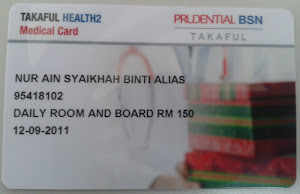Kad Perubatan TAKAFUL HEALTH2 Mempunyai Lebih 70 Buah Panel Hospital Pakar Di Malaysia