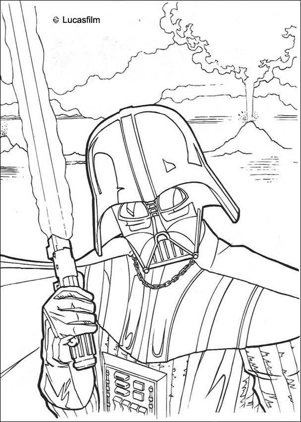 Malvorlagen Star Wars - Malvorlagen Gratis