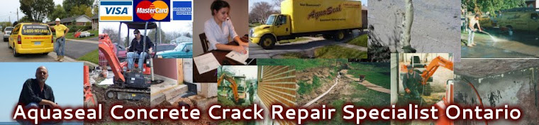 Haliburton Concrete Crack Repair Specialists Haliburton 1-800-NO-LEAKS