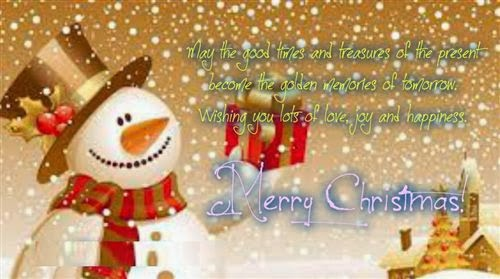 Meaning Merry Christmas Greetings Quotes