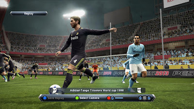 screenshot Pro Evolution Soccer 2013 3