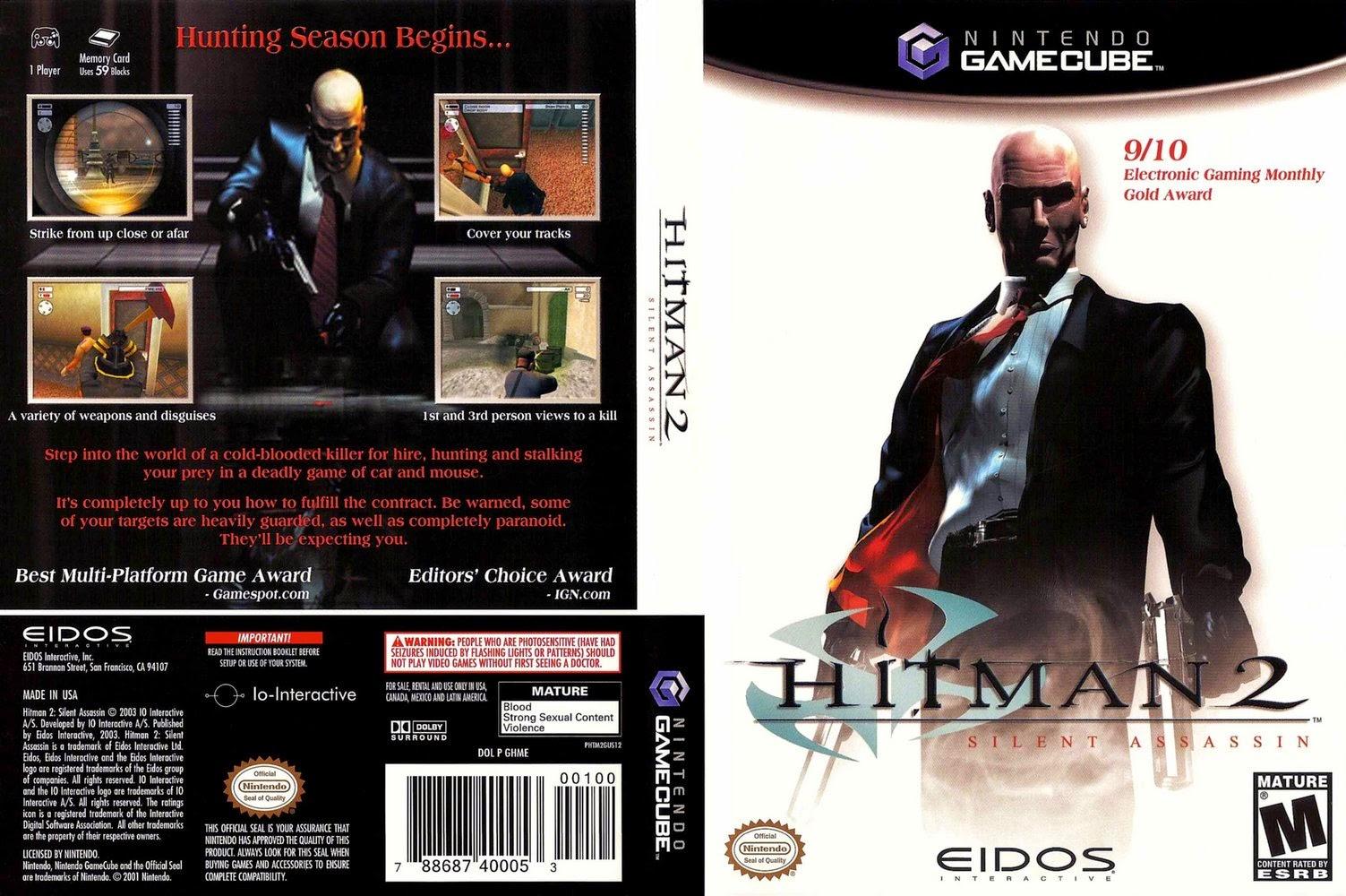 تحميل لعبة Hitman 2