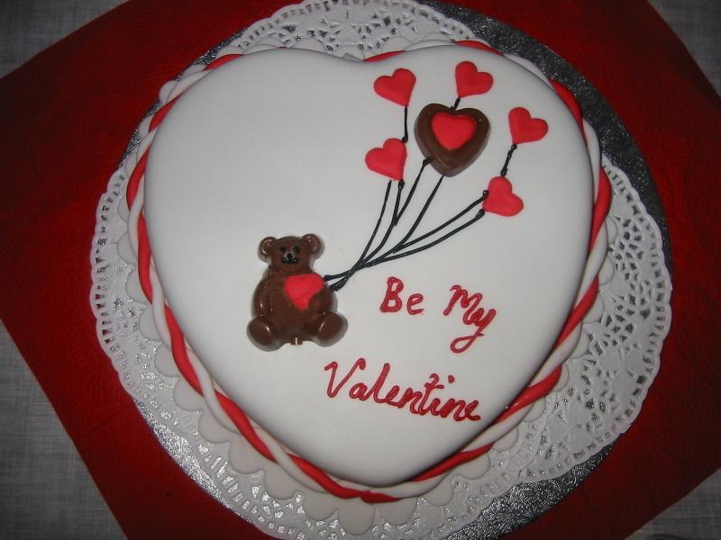 Valentine Cake Decorations Design : Valentines Day 2013 Gifts: Valentine Cake Decorating Ideas