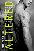 book cover of Altered by Jennifer Rush