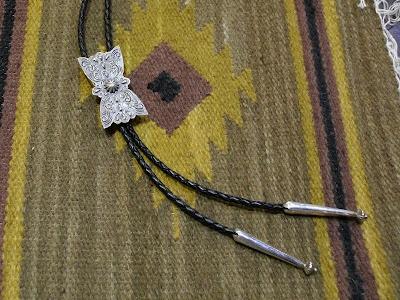 dear blossom's bolo tie necklace