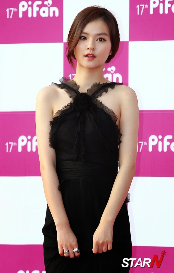 Kim Yoon Hye (김윤혜) -  17th Puchon International Fantastic Film Festival (PiFan 2013)  from 17th to 23rd July 2013 held at Bucheon indoor stadium