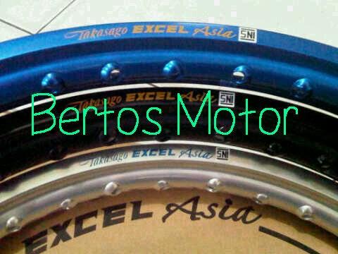 BERTOS MOTOR SHOP VELG JARI JARI