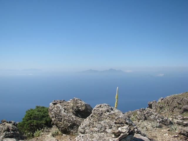 View Dikaios Mountain Kos