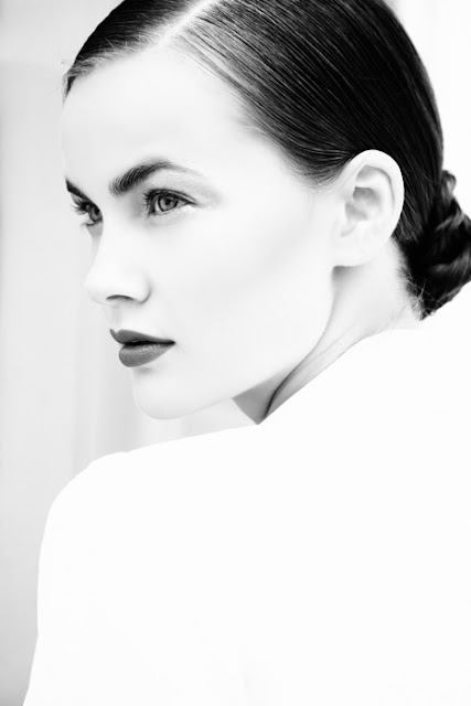 Elena Terehova: test shot by Olya Rudiak