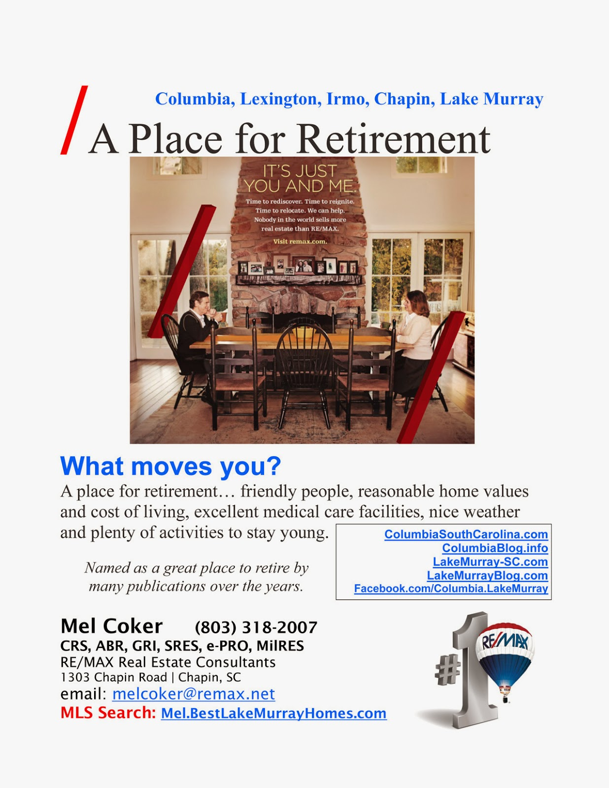 http://www.columbiasouthcarolina.com/homes/retirement.html