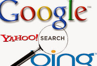 picture of search engines logos