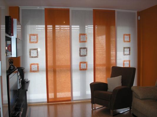 Alba hogar paneles japoneses - Cortinas y paneles japoneses ...