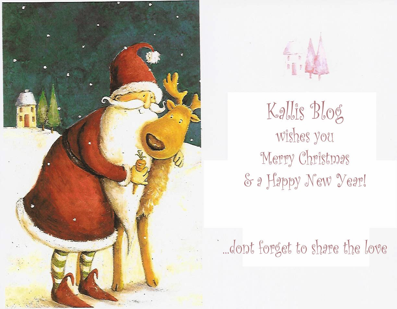 Το Kalli's Blog σας εύχεται...
