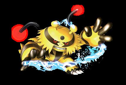 El equipo pokemon perfecto Electivire