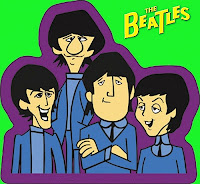 The Beatles Cartoon Picture