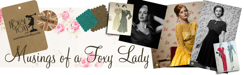 Musings of a Foxy Lady