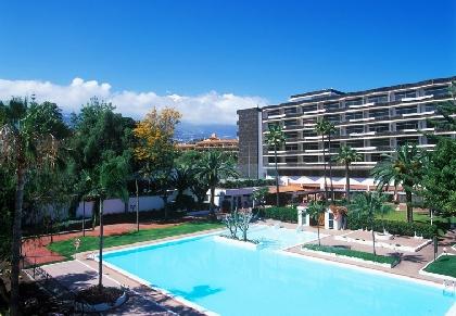 hotel bonanza puerto de la cruz tenerife:
