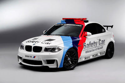 BMW M6 Coupe Safety Car HD Wallpaper