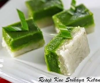 Resep Kue Srikaya Ketan Enak dan Praktis