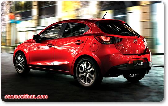Harga Mazda 2 2015 OTR Jakarta