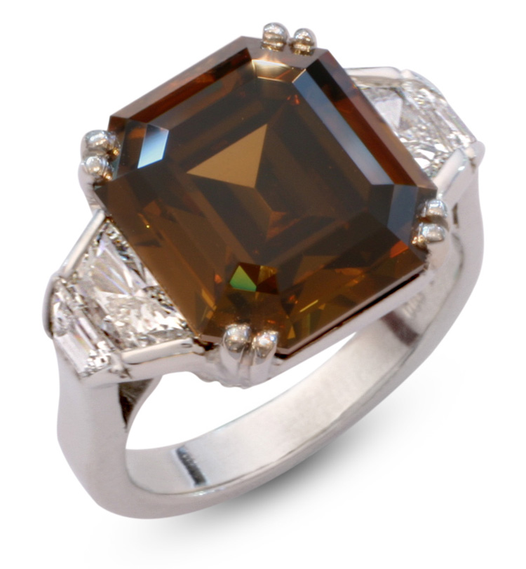 Is A Chocolate Diamond A Natural Color
