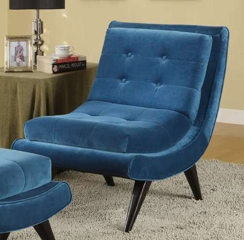 Armless Accent Chairs Living Room Ideas
