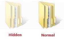 Hiển thị hoặc ẩn tất cả các tập tin, thư mục trong Win7