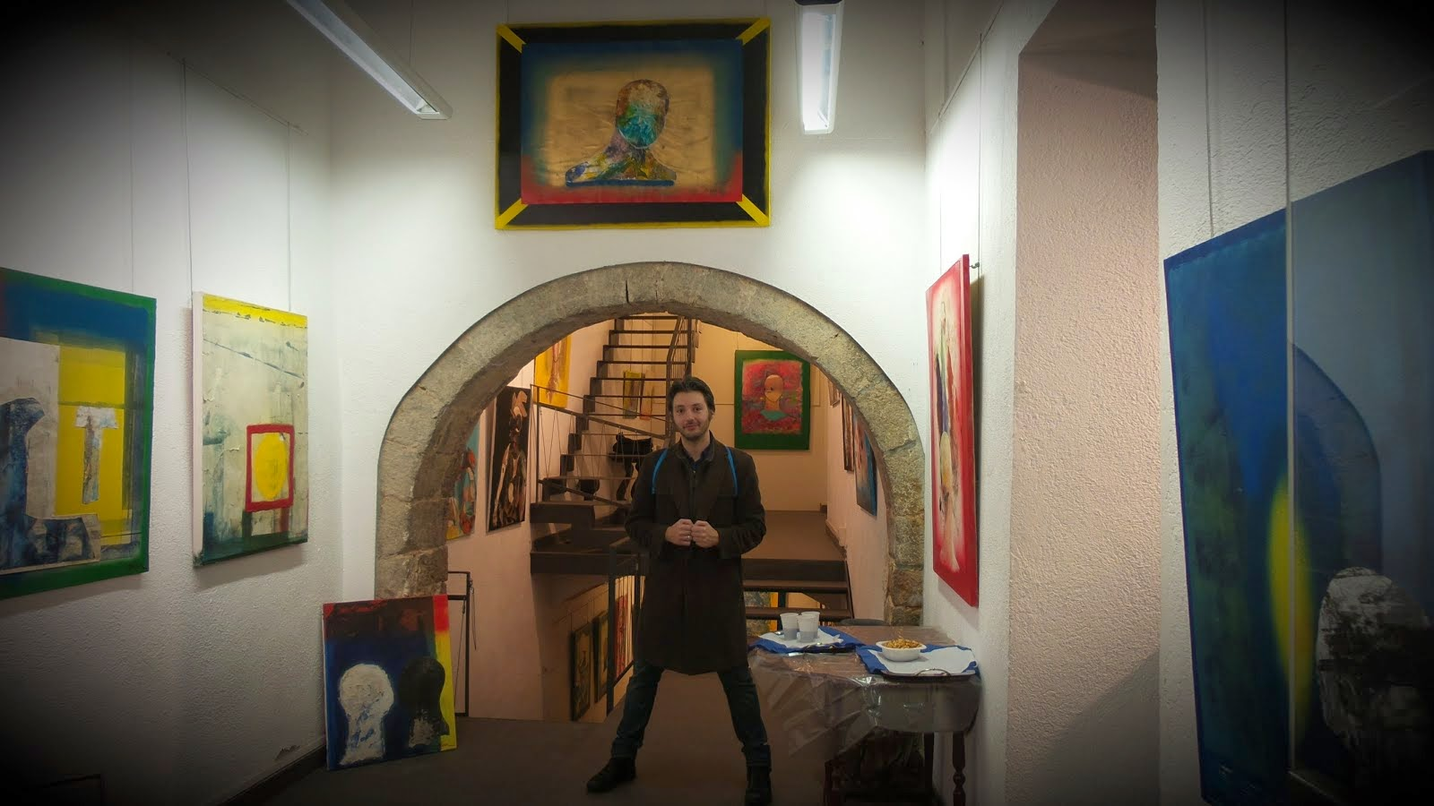 Exhibition in Galkeria Nova3 Sabadell