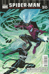 Ultimate Comics Spider-Man 20