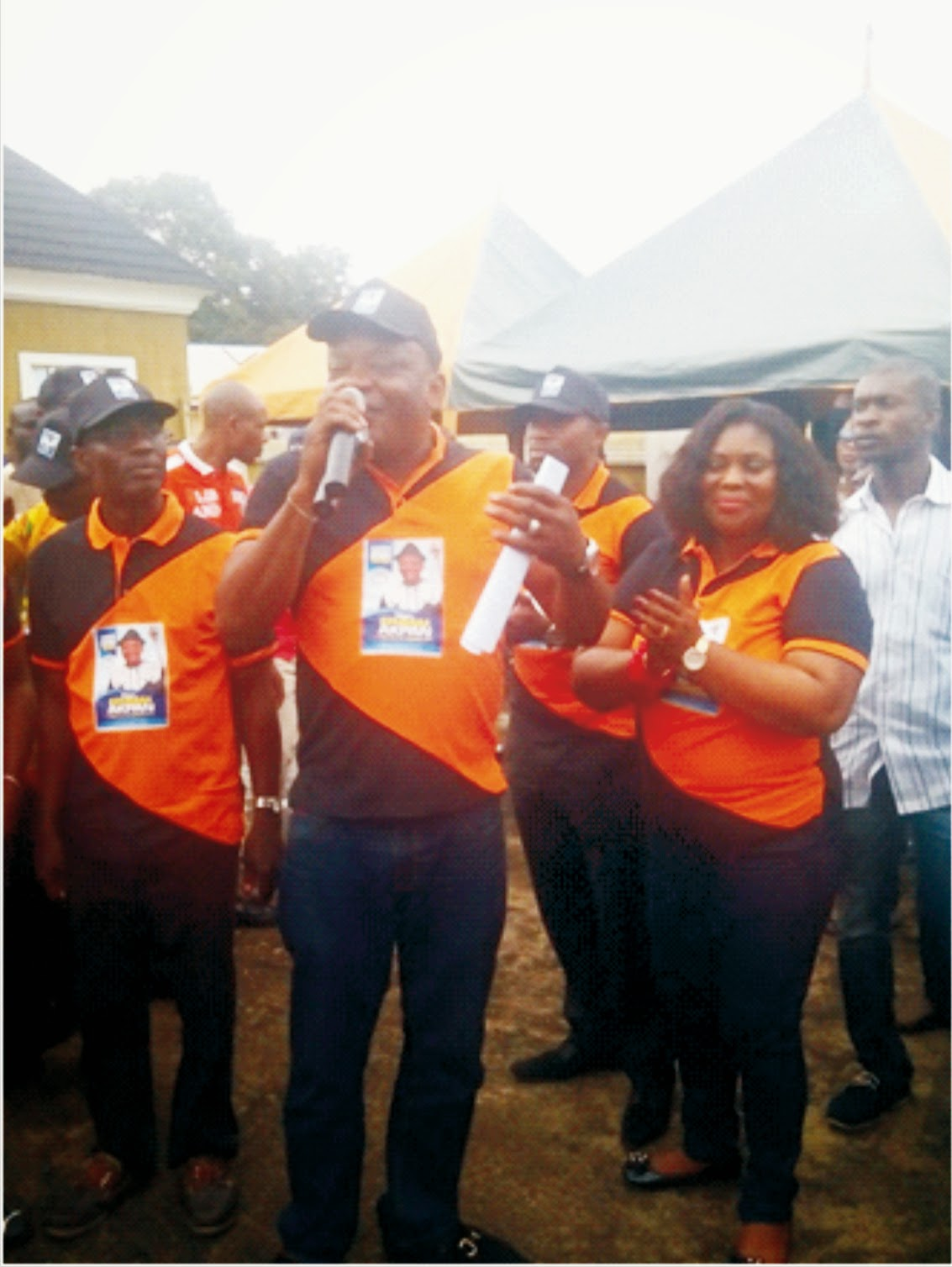 Mkpat Enin Council Boss declares for House of Assembly seat