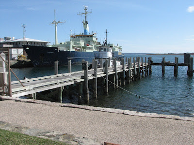Woods Hole Oceanographic Vessel