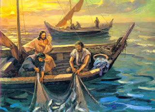 S o i l strange things in the bible for Fishing in the bible