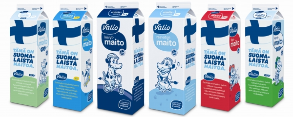 Country that Drinks the Most Milk - Finland