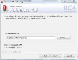 merubah tampilan folder windows 7