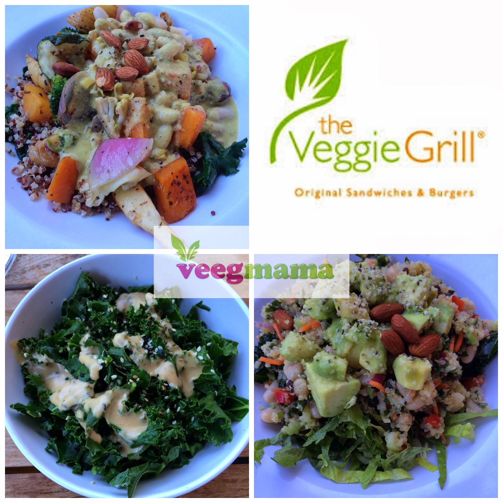 VeegMama's restaurant review of Veggie Grill