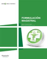 Formulación Magistral. Disponible en Libreria Cilsa de Alicante.