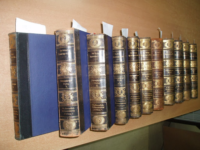 Брестские пограничники и таможенники изъяли раритетные немецкие книги