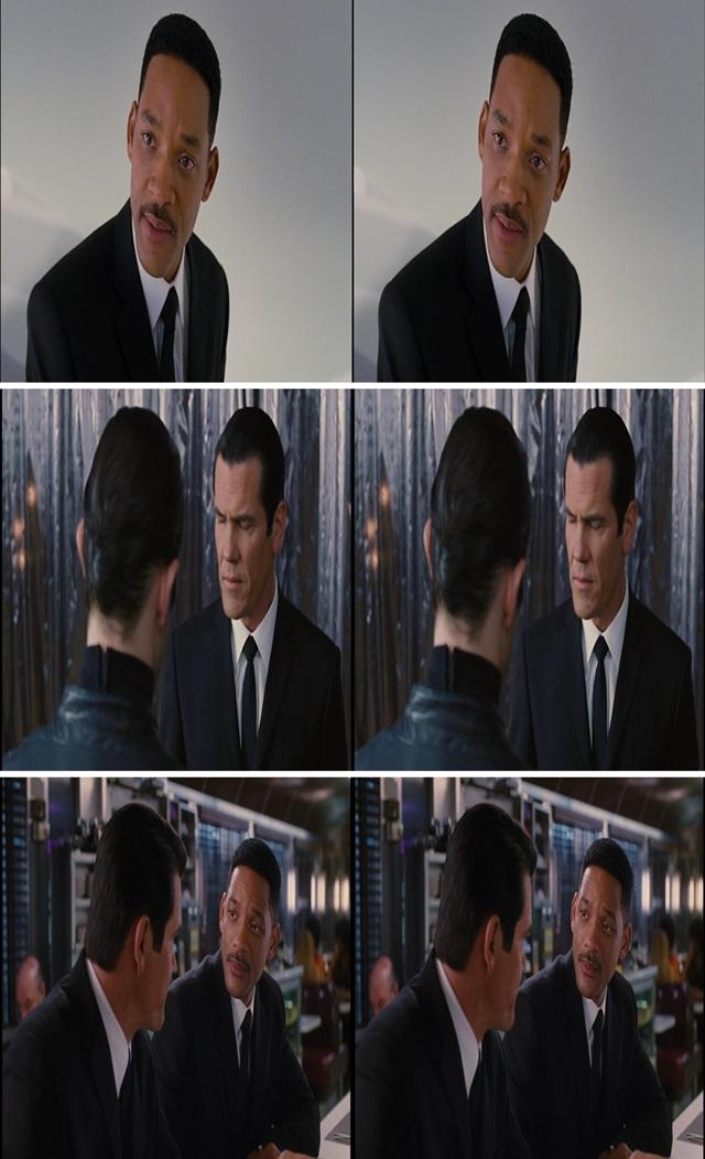 Siyah Giyen Adamlar 3 (2012) 3D Film indir