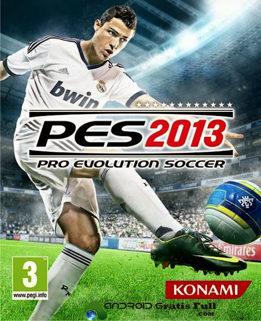 Descargar PES 2013 (Pro evolution soccer 2013) Android APK + SD