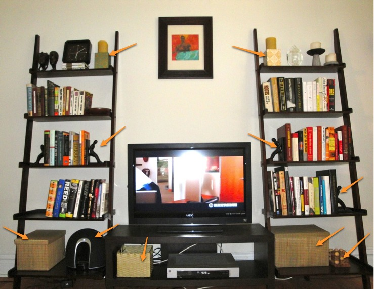 Home Entertainment Center Highlighted Items Purchased In Marshalls Or Tj Maxx