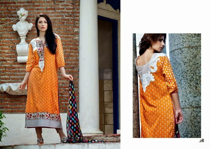 Firdous Embroidered Lawn Dresses